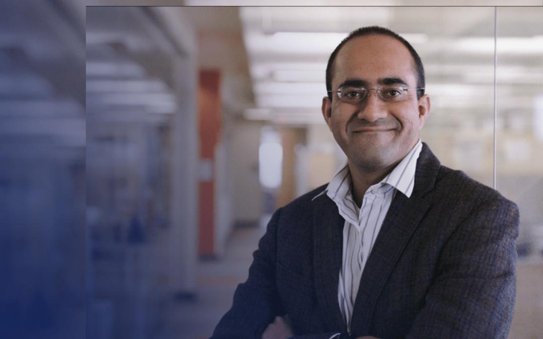 Dr. Prithu Sundd Receives Bayer Research Award to Study Hemophilic Arthropathy