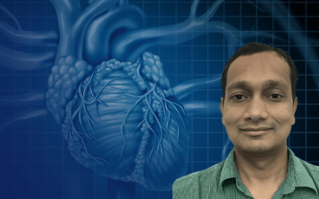 Dr. Partha Dutta Awarded New R01